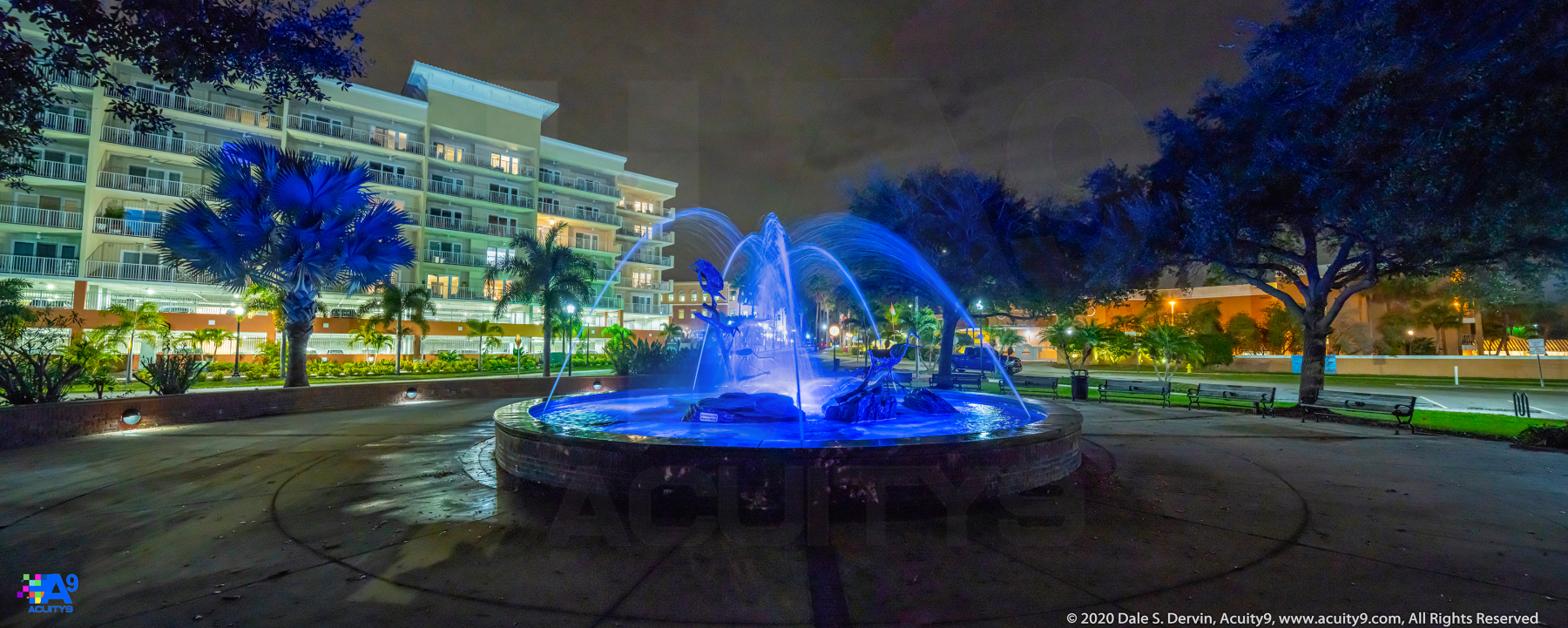 """Safety Harbor Fountain"""