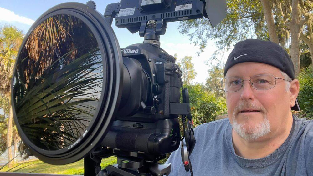 Behind the Lens- Dale S. Dervin...